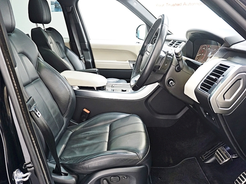 Land Rover Range Rover Sport Sdv6 Hse Dynamic Estate 3.0 Automatic Diesel - Large 36