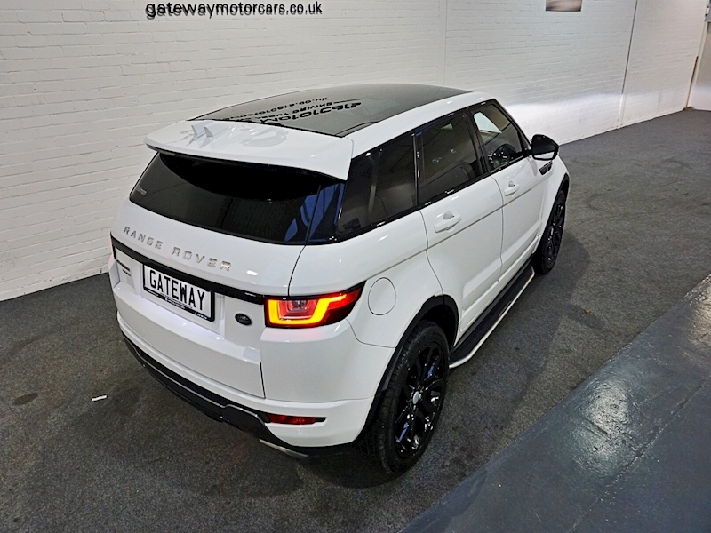 Land Rover Range Rover Evoque Td4 Hse Dynamic Estate 2.0 Automatic Diesel - Large 3