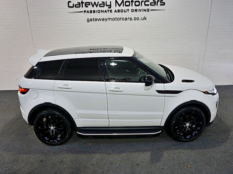 Land Rover Range Rover Evoque Td4 Hse Dynamic Estate 2.0 Automatic Diesel - Large 5
