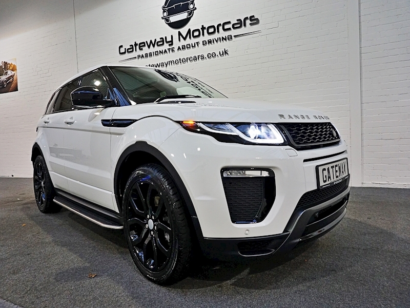 Land Rover Range Rover Evoque Td4 Hse Dynamic Estate 2.0 Automatic Diesel - Large 0