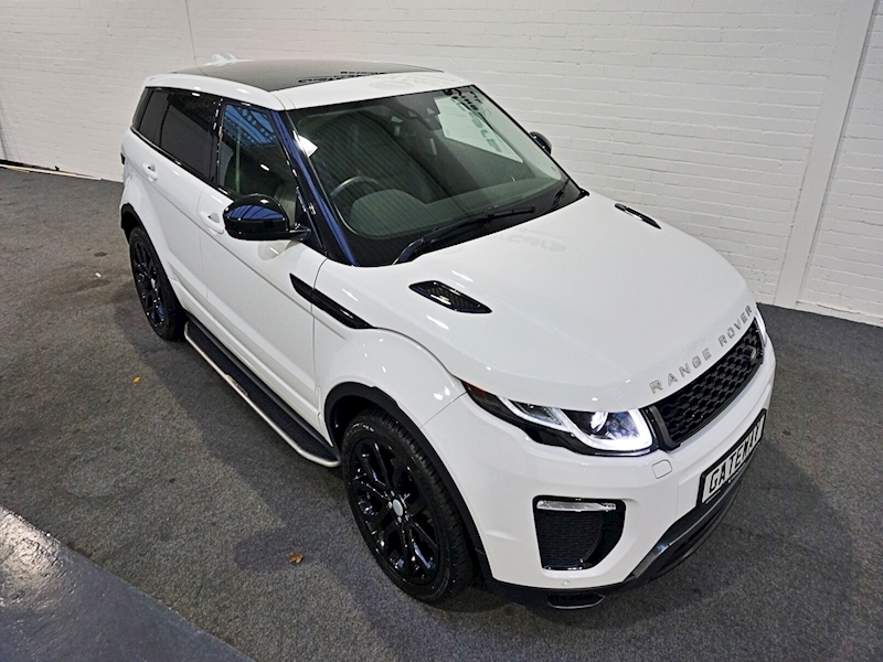 Land Rover Range Rover Evoque Td4 Hse Dynamic Estate 2.0 Automatic Diesel - Large 8