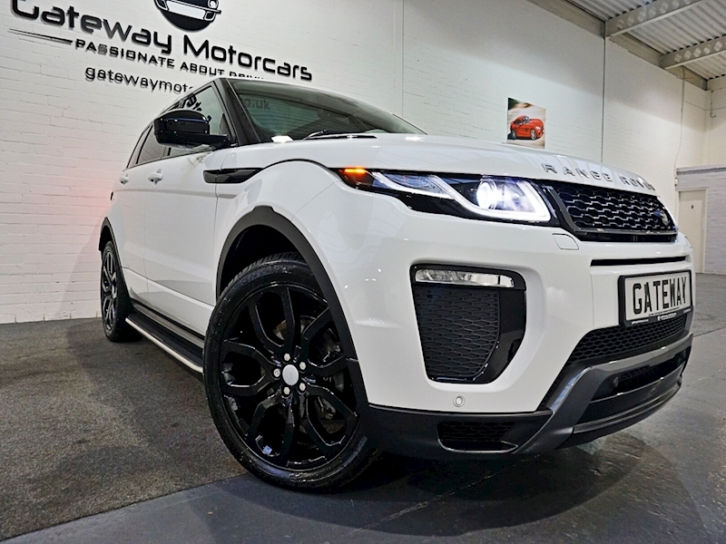 Land Rover Range Rover Evoque Td4 Hse Dynamic Estate 2.0 Automatic Diesel - Large 11