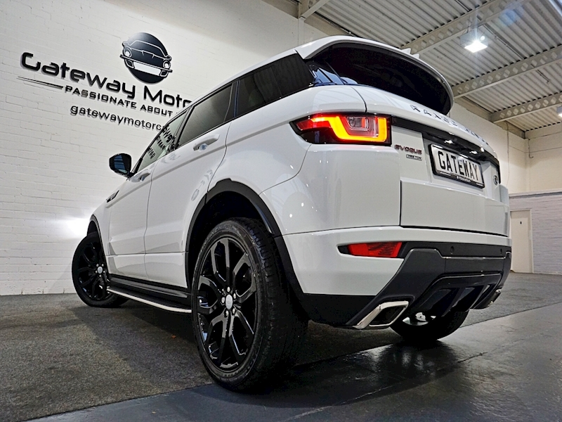 Land Rover Range Rover Evoque Td4 Hse Dynamic Estate 2.0 Automatic Diesel - Large 14