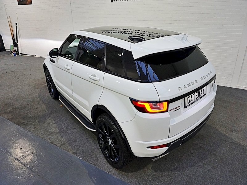 Land Rover Range Rover Evoque Td4 Hse Dynamic Estate 2.0 Automatic Diesel - Large 17