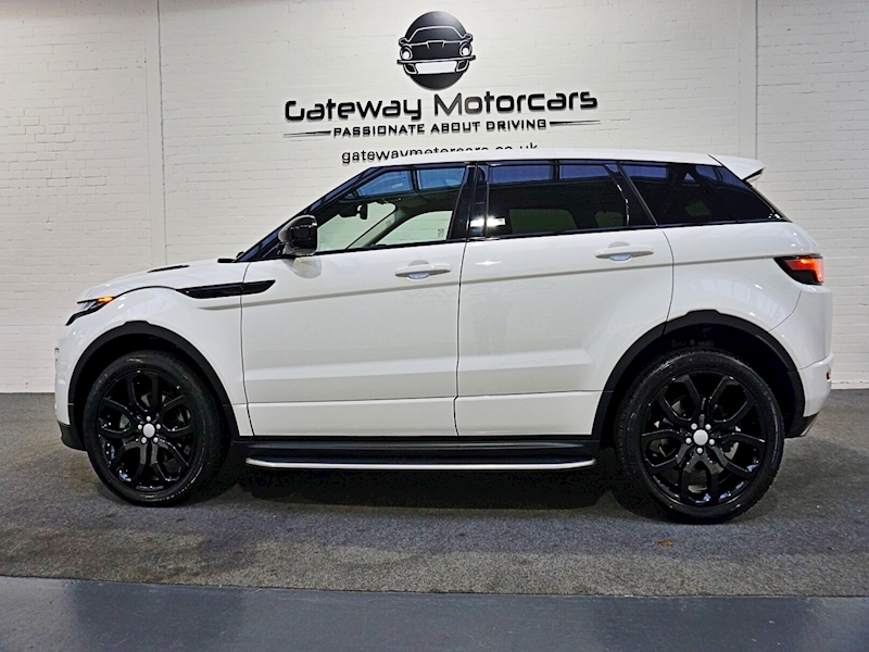 Land Rover Range Rover Evoque Td4 Hse Dynamic Estate 2.0 Automatic Diesel - Large 18