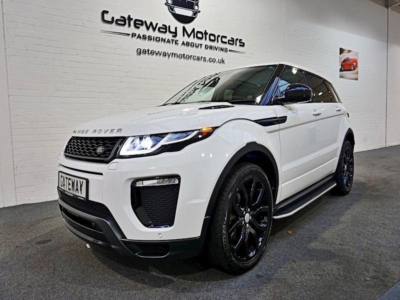 Land Rover Range Rover Evoque Td4 Hse Dynamic Estate 2.0 Automatic Diesel - Large 22