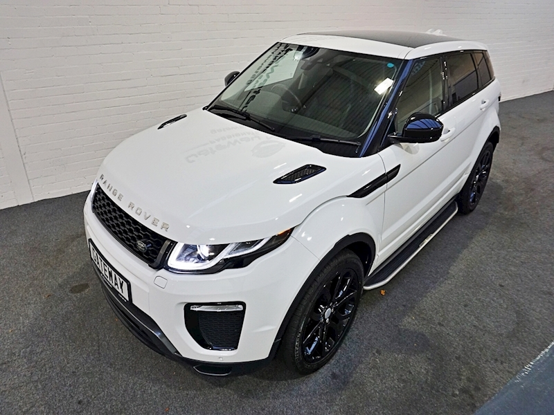 Land Rover Range Rover Evoque Td4 Hse Dynamic Estate 2.0 Automatic Diesel - Large 23