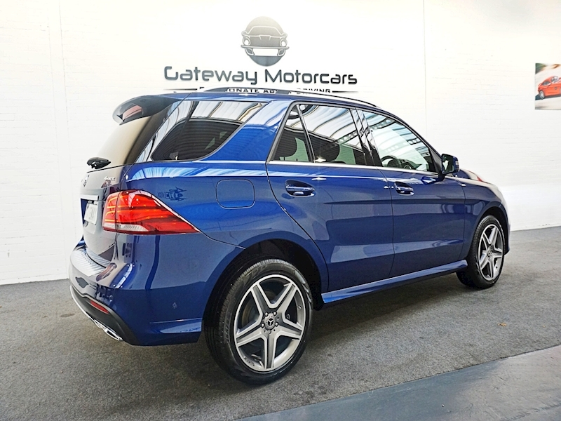 Mercedes Gle-Class Gle 250 D 4Matic Amg Line Estate 2.1 Automatic Diesel - Large 2