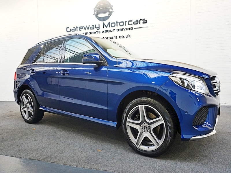 Mercedes Gle-Class Gle 250 D 4Matic Amg Line Estate 2.1 Automatic Diesel - Large 1
