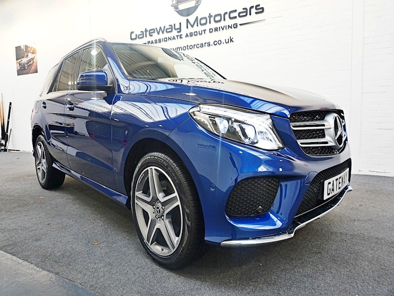 Mercedes Gle-Class Gle 250 D 4Matic Amg Line Estate 2.1 Automatic Diesel - Large 0