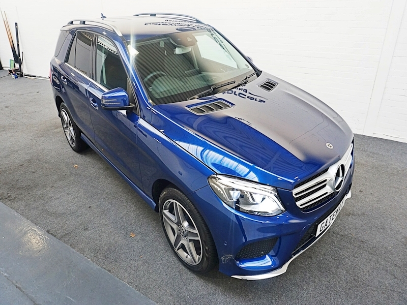 Mercedes Gle-Class Gle 250 D 4Matic Amg Line Estate 2.1 Automatic Diesel - Large 8
