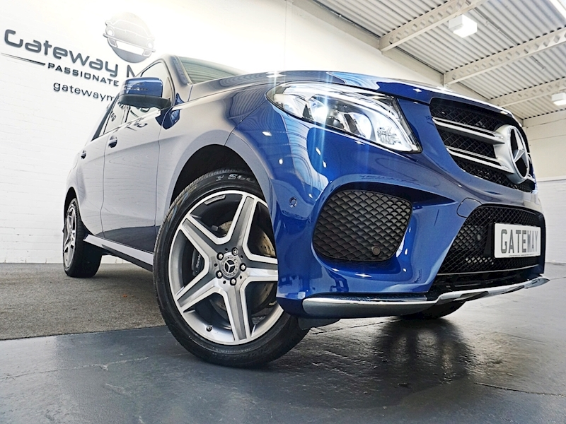 Mercedes Gle-Class Gle 250 D 4Matic Amg Line Estate 2.1 Automatic Diesel - Large 11
