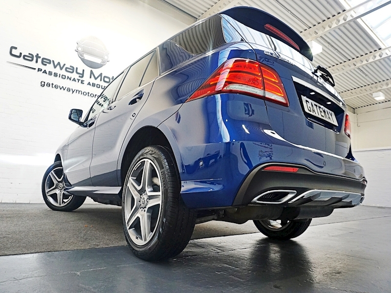 Mercedes Gle-Class Gle 250 D 4Matic Amg Line Estate 2.1 Automatic Diesel - Large 14