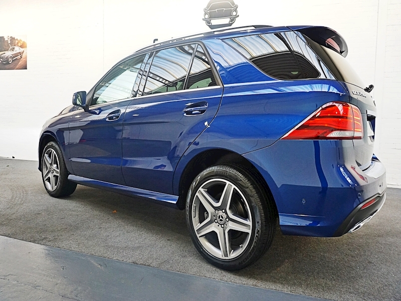 Mercedes Gle-Class Gle 250 D 4Matic Amg Line Estate 2.1 Automatic Diesel - Large 15