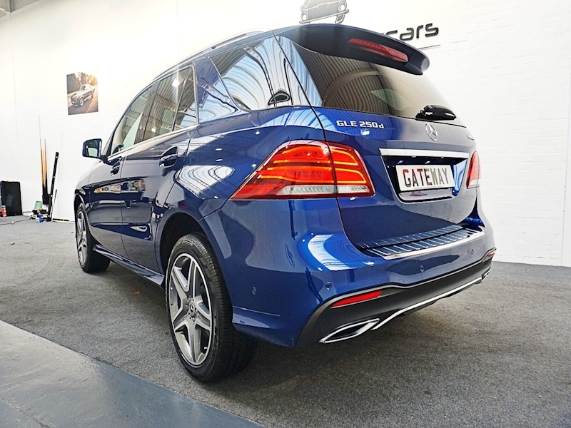 Mercedes Gle-Class Gle 250 D 4Matic Amg Line Estate 2.1 Automatic Diesel - Large 16