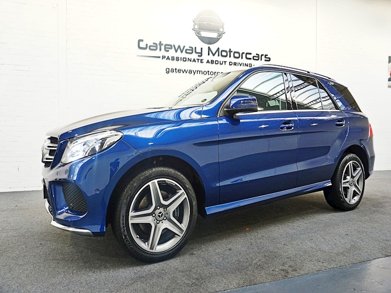 Mercedes Gle-Class Gle 250 D 4Matic Amg Line Estate 2.1 Automatic Diesel - Large 21