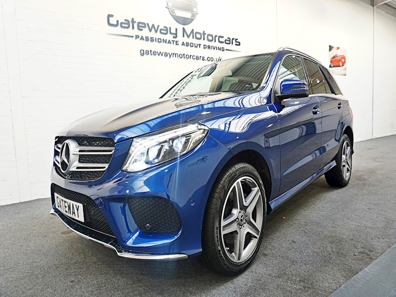 Mercedes Gle-Class Gle 250 D 4Matic Amg Line Estate 2.1 Automatic Diesel - Large 22