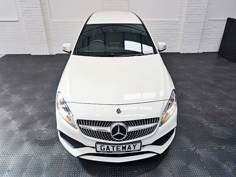 Mercedes A-Class A 180 D Amg Line Hatchback 1.5 Manual Diesel - Large 3