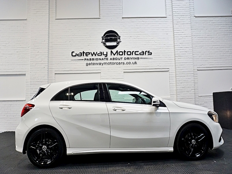 Mercedes A-Class A 180 D Amg Line Hatchback 1.5 Manual Diesel - Large 15