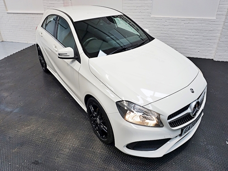 Mercedes A-Class A 180 D Amg Line Hatchback 1.5 Manual Diesel - Large 18
