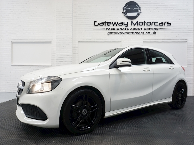 Mercedes A-Class A 180 D Amg Line Hatchback 1.5 Manual Diesel - Large 6
