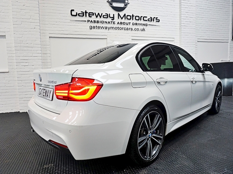 Bmw 3 Series 335D Xdrive M Sport 3.0 4dr Saloon Automatic Diesel - Large 2