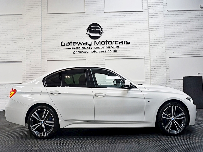 Bmw 3 Series 335D Xdrive M Sport 3.0 4dr Saloon Automatic Diesel - Large 4