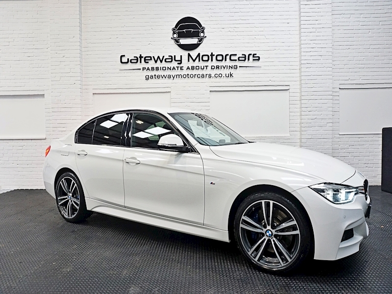 Bmw 3 Series 335D Xdrive M Sport 3.0 4dr Saloon Automatic Diesel - Large 0