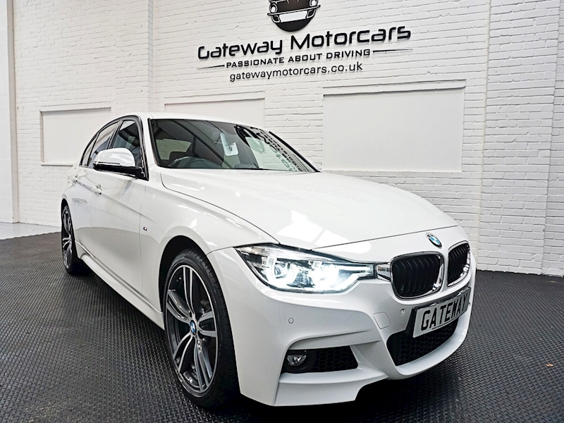 Bmw 3 Series 335D Xdrive M Sport 3.0 4dr Saloon Automatic Diesel - Large 7