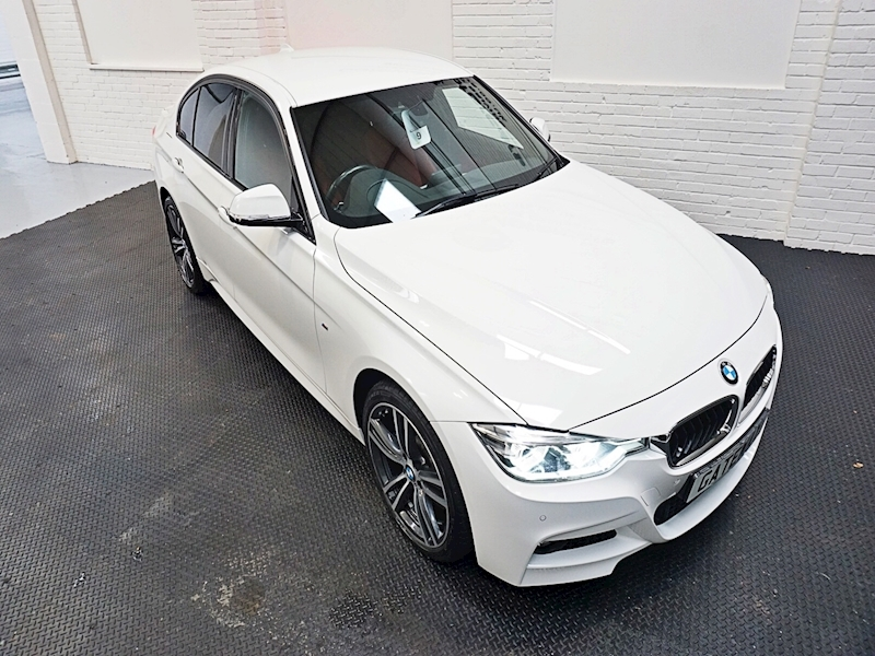 Bmw 3 Series 335D Xdrive M Sport 3.0 4dr Saloon Automatic Diesel - Large 8