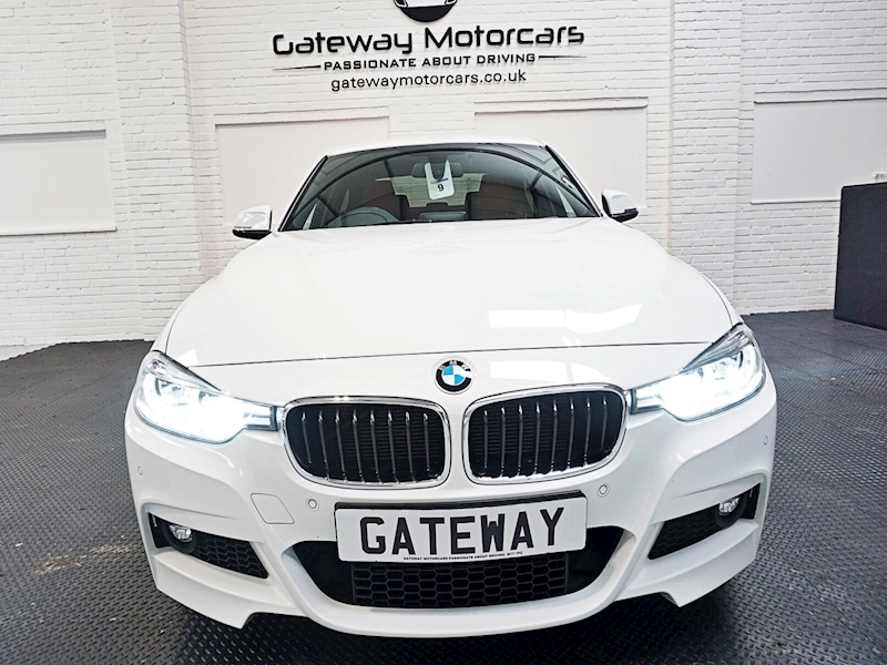 Bmw 3 Series 335D Xdrive M Sport 3.0 4dr Saloon Automatic Diesel - Large 9