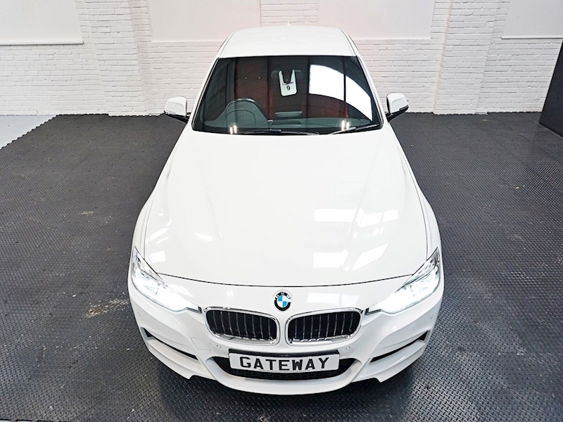 Bmw 3 Series 335D Xdrive M Sport 3.0 4dr Saloon Automatic Diesel - Large 10