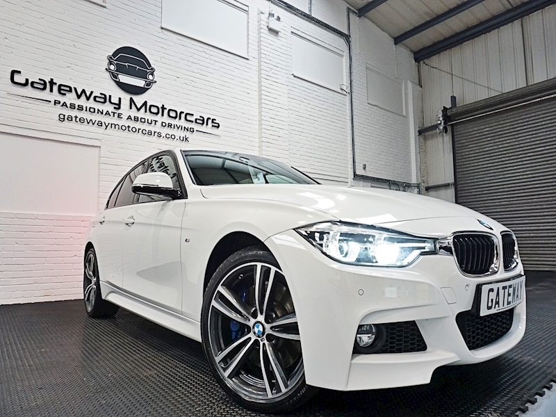Bmw 3 Series 335D Xdrive M Sport 3.0 4dr Saloon Automatic Diesel - Large 11