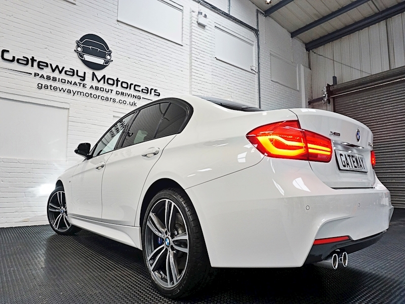 Bmw 3 Series 335D Xdrive M Sport 3.0 4dr Saloon Automatic Diesel - Large 13