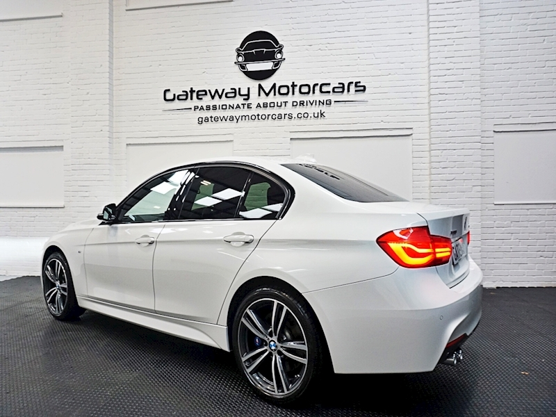 Bmw 3 Series 335D Xdrive M Sport 3.0 4dr Saloon Automatic Diesel - Large 14