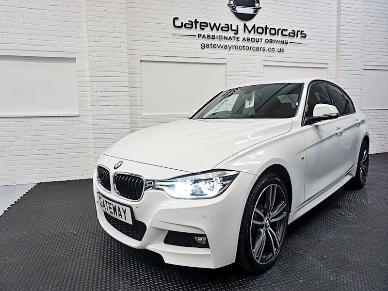 Bmw 3 Series 335D Xdrive M Sport 3.0 4dr Saloon Automatic Diesel - Large 21