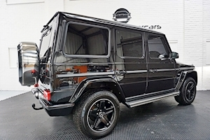 G-Class G 350 D 4Matic Night Edition Estate 3.0 Automatic Diesel