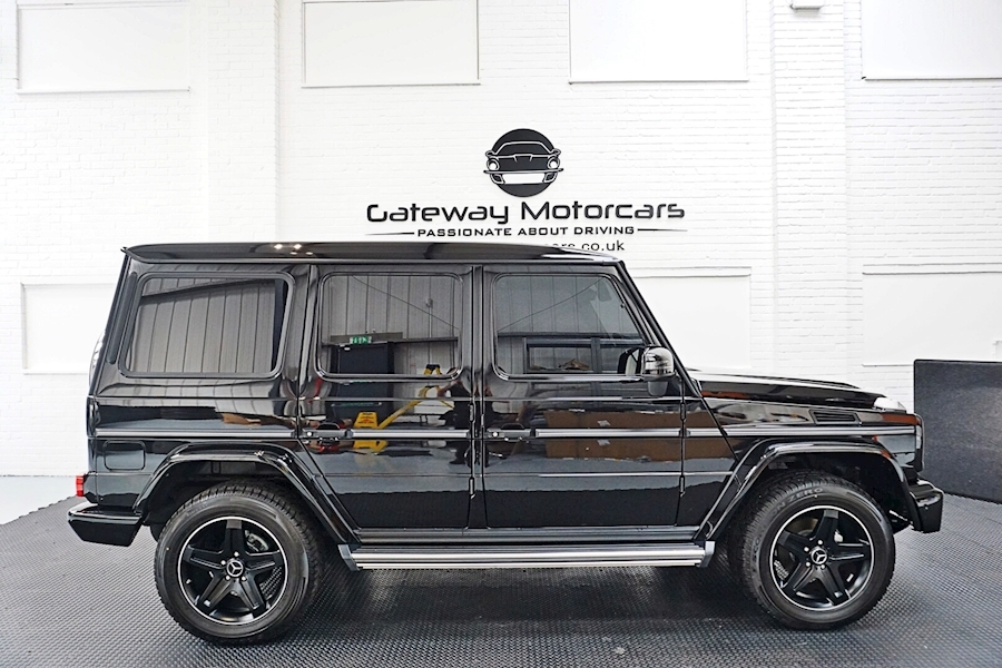 Mercedes-Benz G-Class G 350 D 4Matic Night Edition Estate 3.0 Automatic Diesel - Large 4