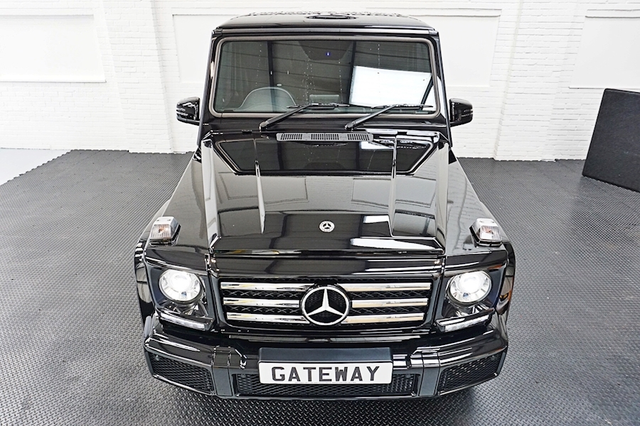 Mercedes-Benz G-Class G 350 D 4Matic Night Edition Estate 3.0 Automatic Diesel - Large 10