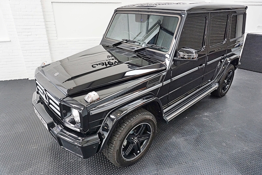 Mercedes-Benz G-Class G 350 D 4Matic Night Edition Estate 3.0 Automatic Diesel - Large 22