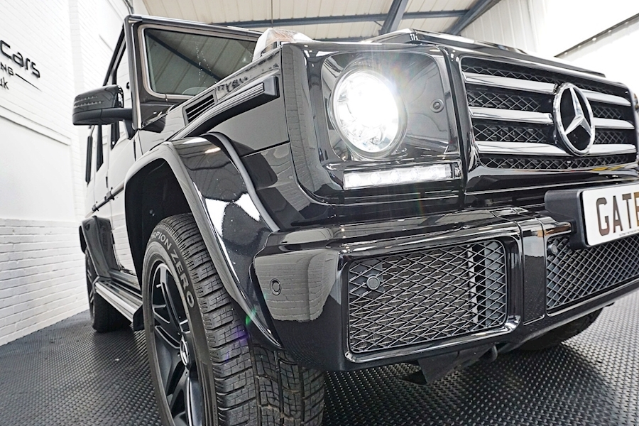 Mercedes-Benz G-Class G 350 D 4Matic Night Edition Estate 3.0 Automatic Diesel - Large 24