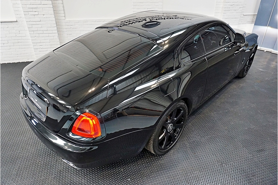 Rolls-Royce Wraith V12 Coupe 6.6 Automatic Petrol - Large 4