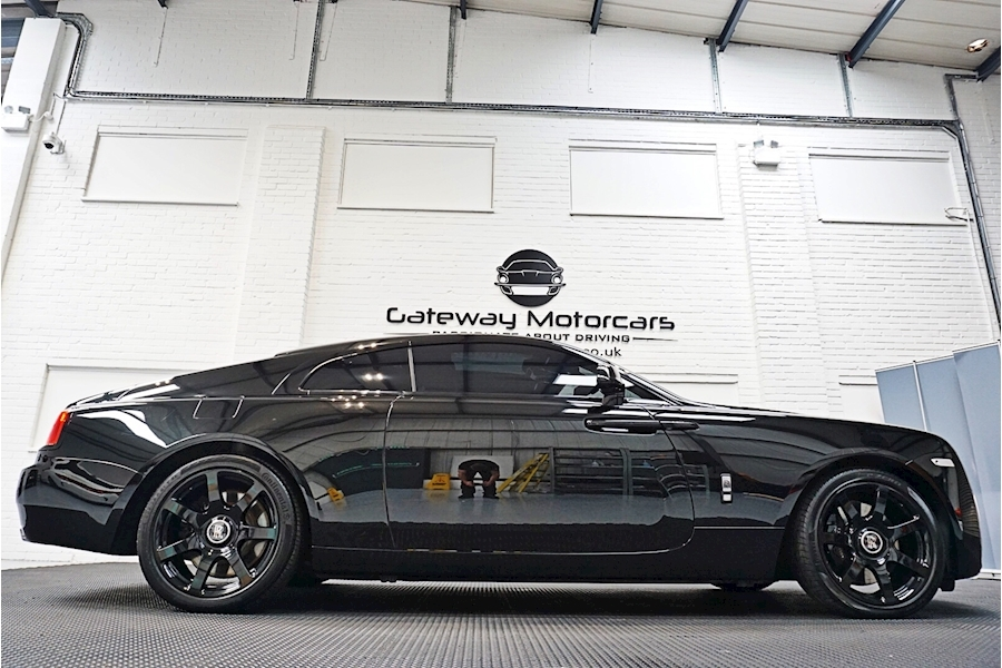 Rolls-Royce Wraith V12 Coupe 6.6 Automatic Petrol - Large 7