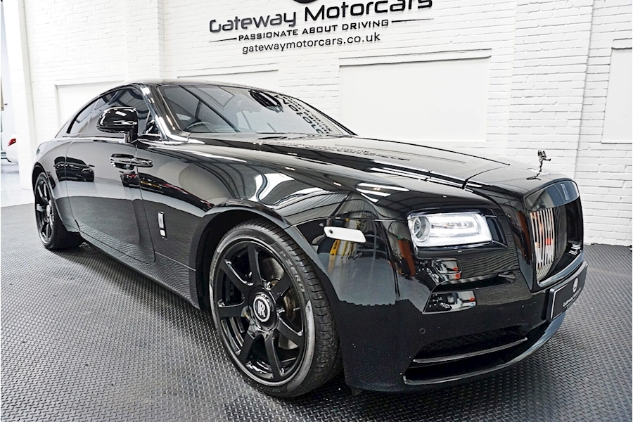 Rolls-Royce Wraith V12 Coupe 6.6 Automatic Petrol - Large 0