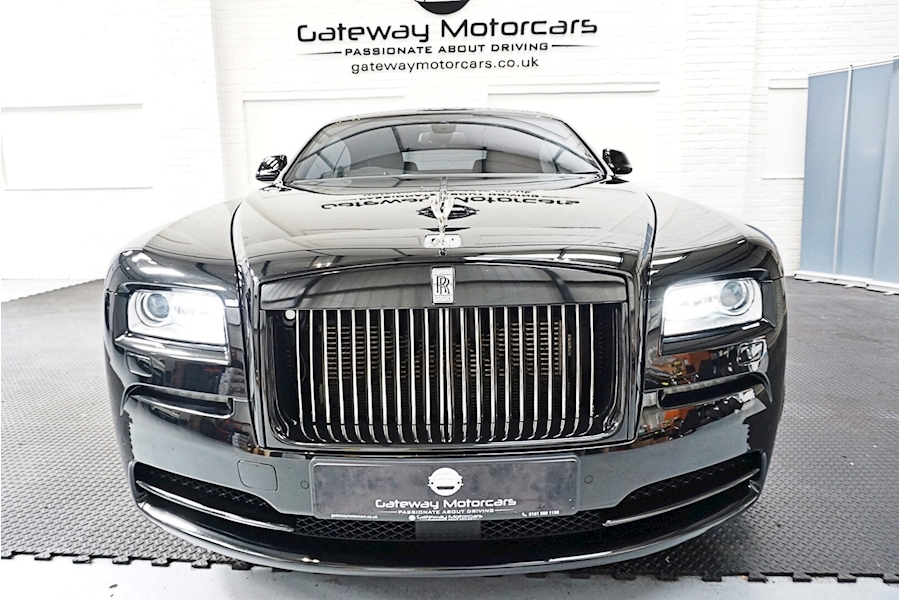 Rolls-Royce Wraith V12 Coupe 6.6 Automatic Petrol - Large 9