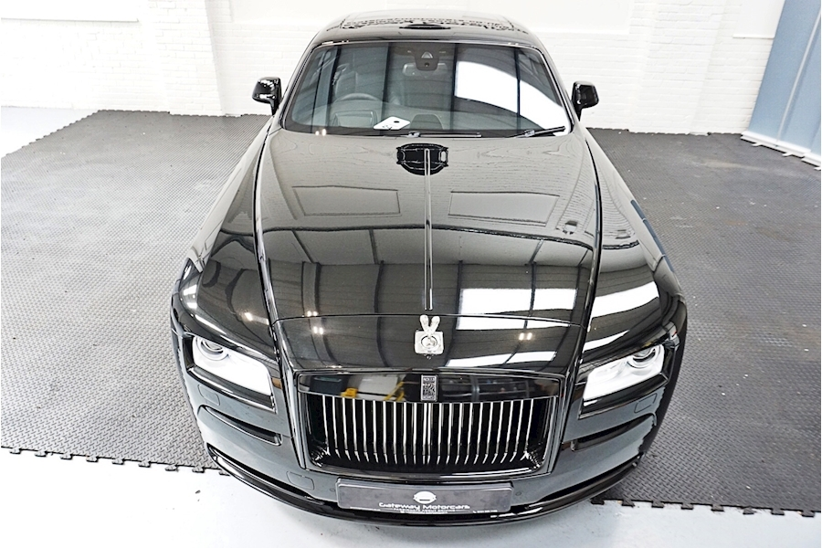 Rolls-Royce Wraith V12 Coupe 6.6 Automatic Petrol - Large 10