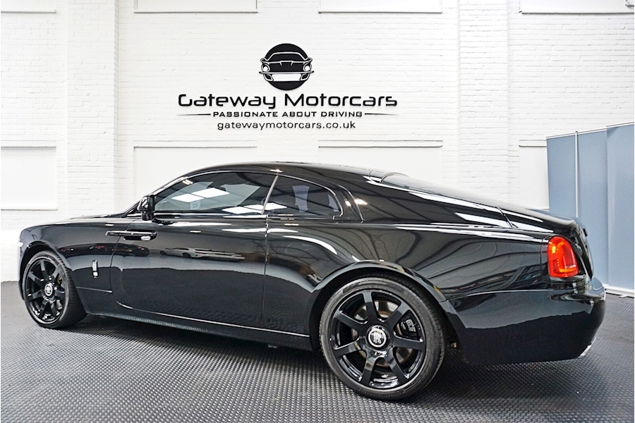 Rolls-Royce Wraith V12 Coupe 6.6 Automatic Petrol - Large 15