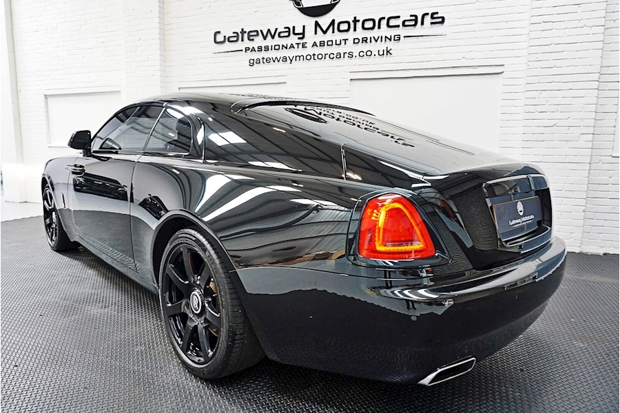 Rolls-Royce Wraith V12 Coupe 6.6 Automatic Petrol - Large 16