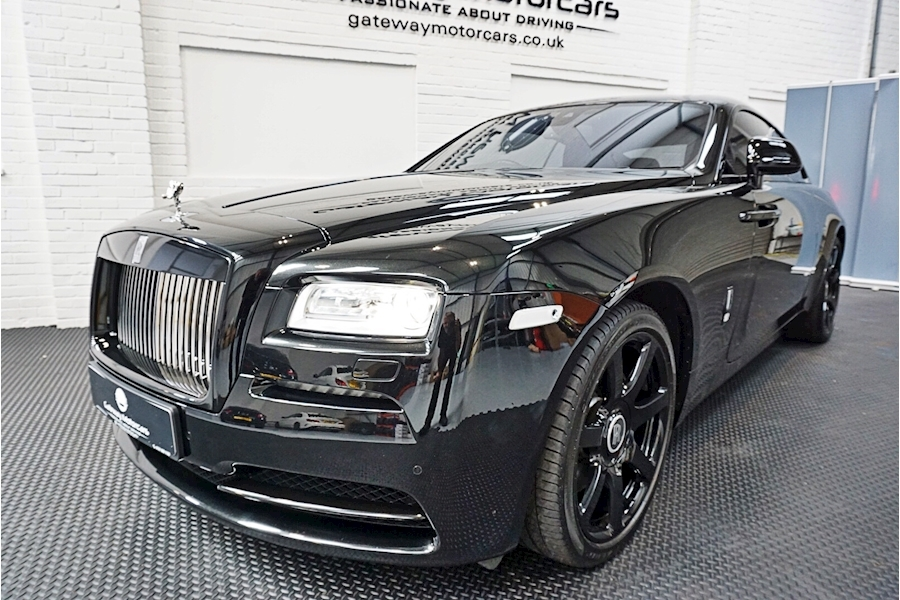 Rolls-Royce Wraith V12 Coupe 6.6 Automatic Petrol - Large 22