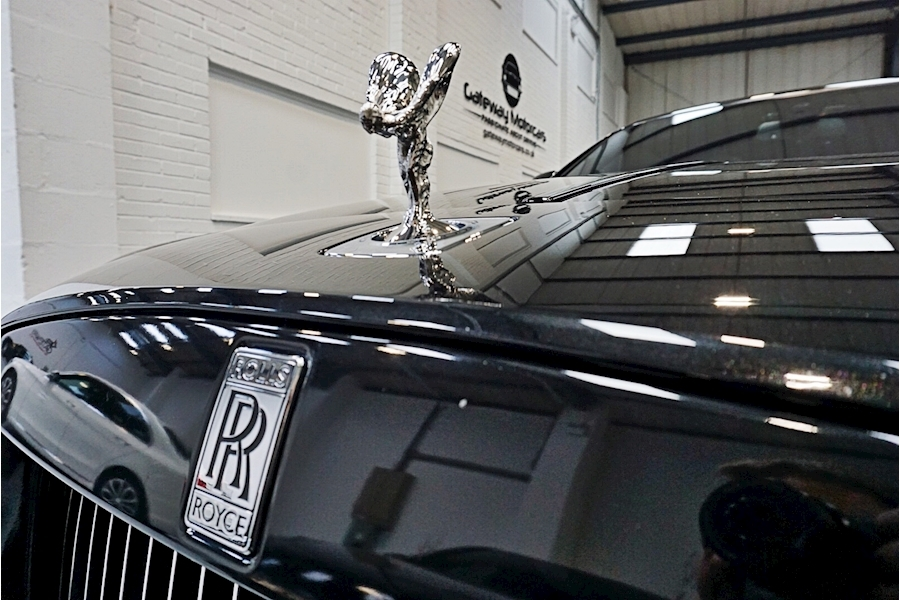 Rolls-Royce Wraith V12 Coupe 6.6 Automatic Petrol - Large 26